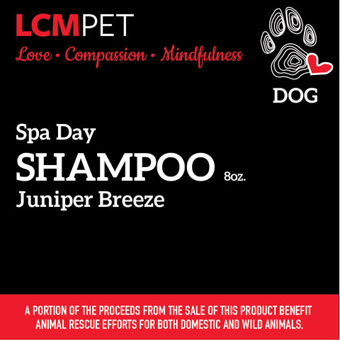 Spa Day Juniper Breeze Shampoo
