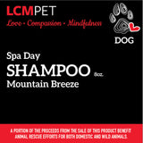 Spa Day Mountain Breeze Shampoo 8oz