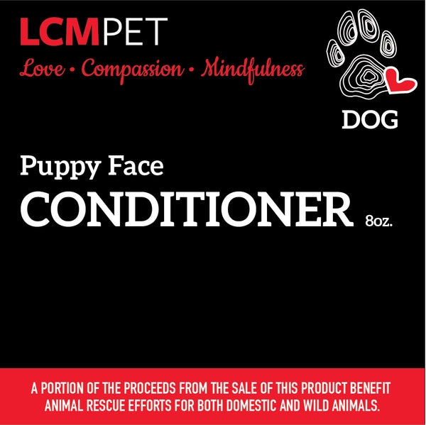 Baby Face Puppy Conditioner 8oz