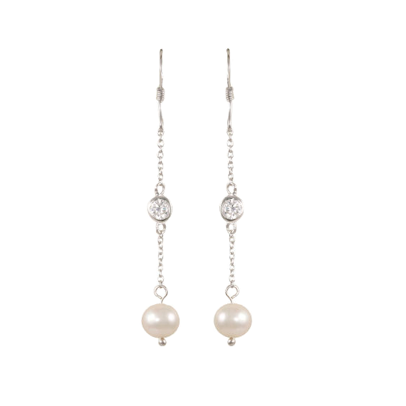Pearl Drop By the Inch On French Embellishment