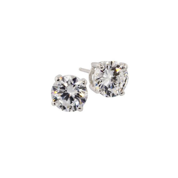1.0 CT Silver Studs