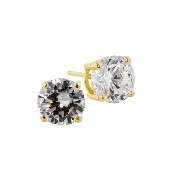 1.0ct VERMEIL WEIGHT STUDS