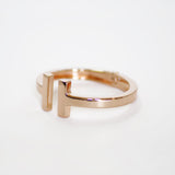 Surgical Rose Gold Designer Inspired Bangle