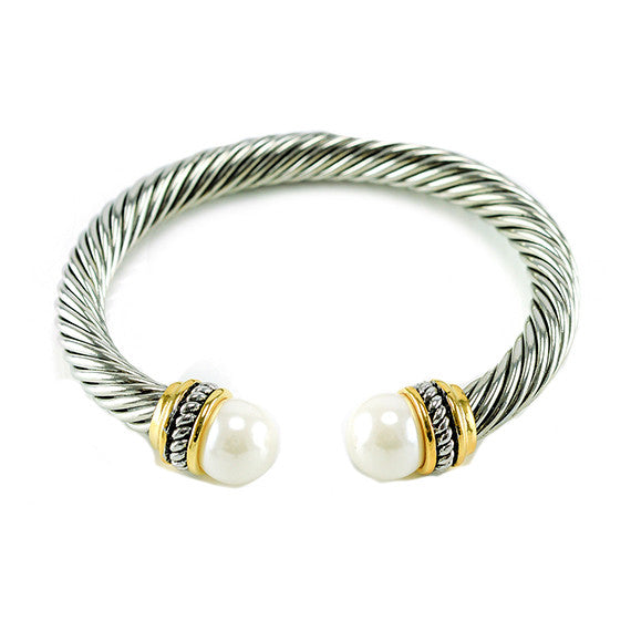 Pearl Designer Bangle