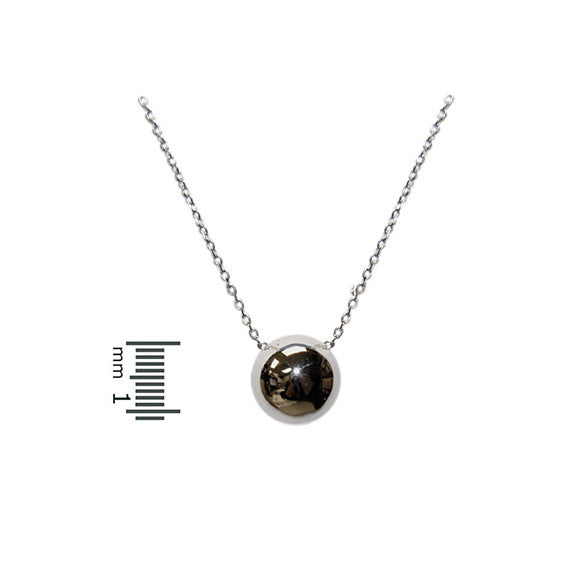 Drop Ball Necklace