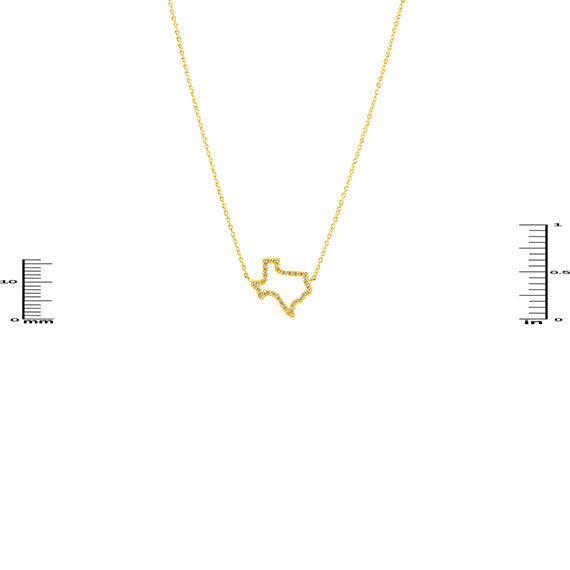 Texas in Gold