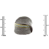 Designer Ribbon Ring