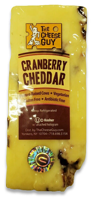 Cranberry Cheddar (Certified Kosher)