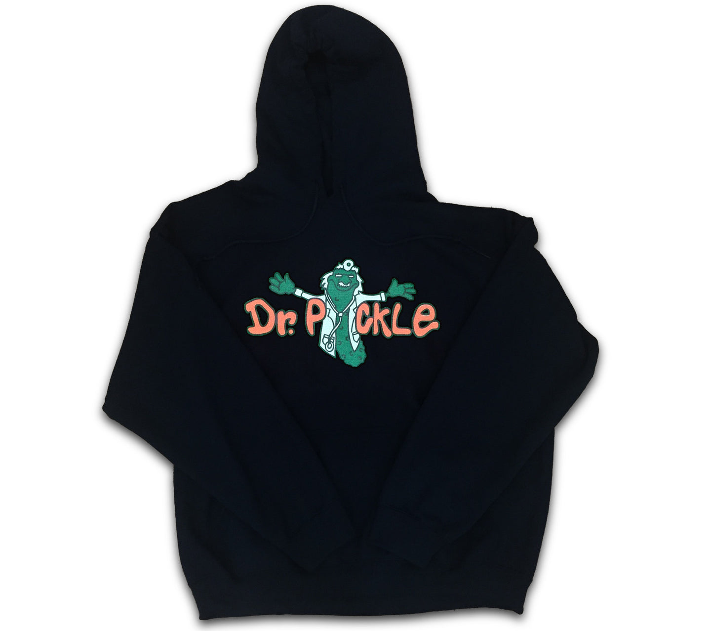 Dr. Pickle Throwback Logo Sweatshirt