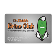 Brine Club — Plan #2: Pickle Pro Membership