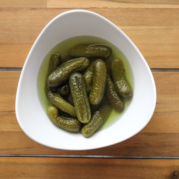 Sweet Gherkins