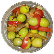 Spicy Castelvetrano Olives
