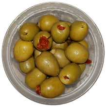 Sun-Dried Tomato Stuffed Olives