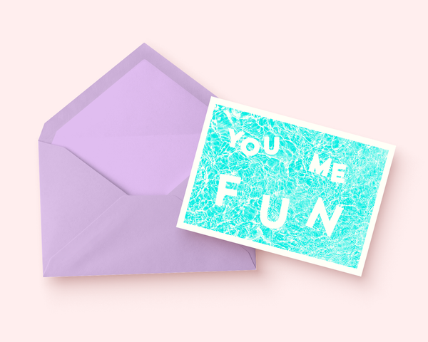 Greeting Card  ~ FUN ~