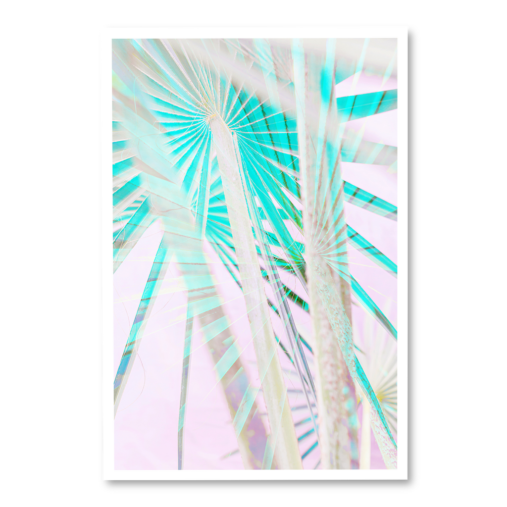 NEON LIGHT PALM 3
