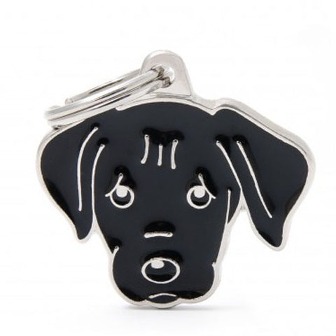 Labrador Shaped Necklace