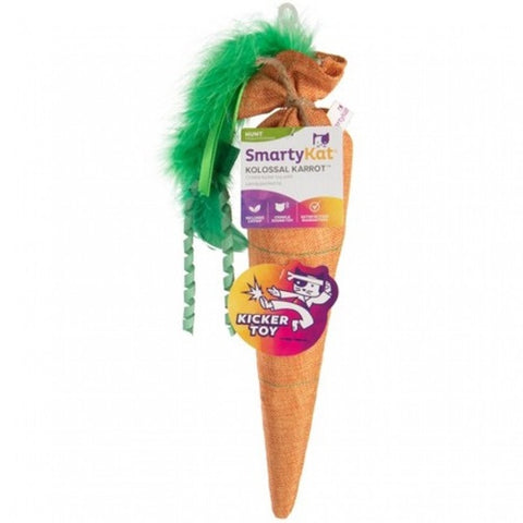 Smartykat Kolossal carrot Cat Toy