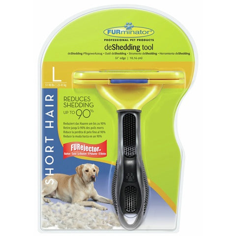 Furminator Short hairdresser for dogs that weigh 41-23 kg