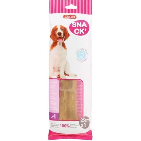 ​Zolux Bones with A Knot 25cm Treats for Dogs