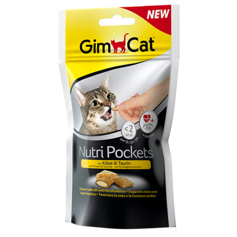 Gim Cat Cheese And Taurine 60g