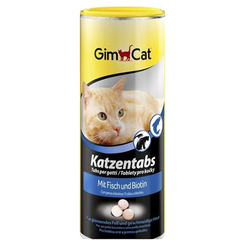 Gim Cats for cats filled with fish for better fur and immunity