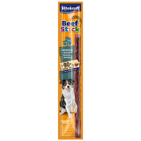 Vitakraft Beef Stick Minerals for Dogs 12 g