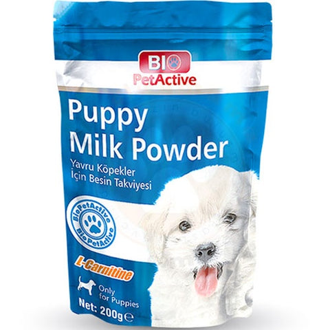 Bio Puppy Milk Replacer Food Supplement