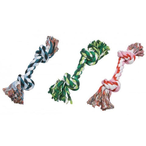 GimDog's toy for dogs shaped like a rope with a knot  35*3 cm