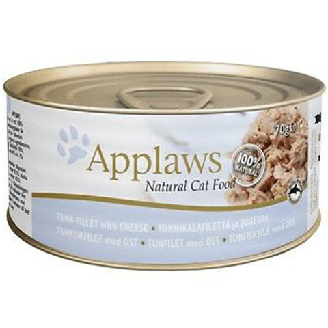 Applaws Canned tuna with cheese 70 g
