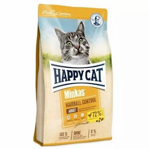 Happy Cat Dry Food Hairball Control