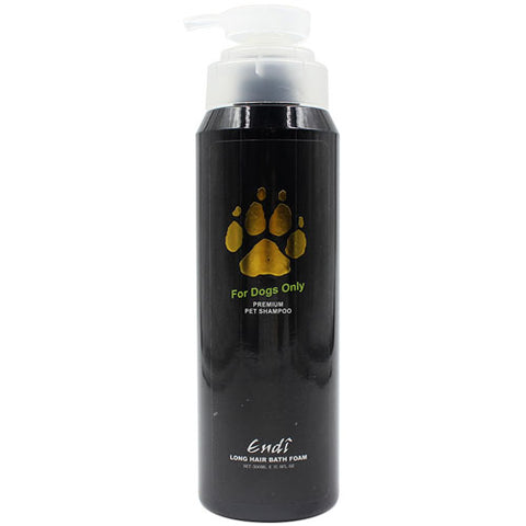 Shampoo for dog's long hair fights germs and fungus 500 ml
