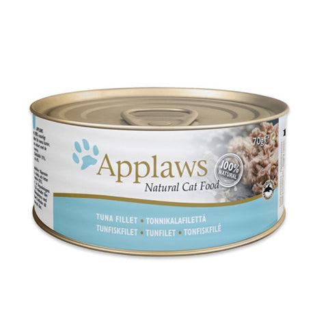 Applaws canned tuna fillet 70 g
