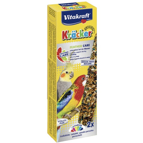 Vitakraft Birds Treat Sticks For Feather Care 180g