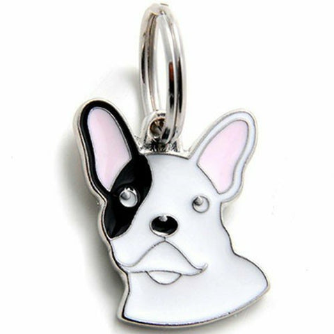 French Bulldog Shaped Necklace