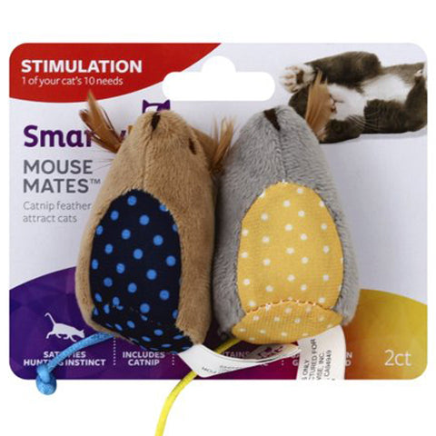 SmartyKat Mouse Mates Cat Toys