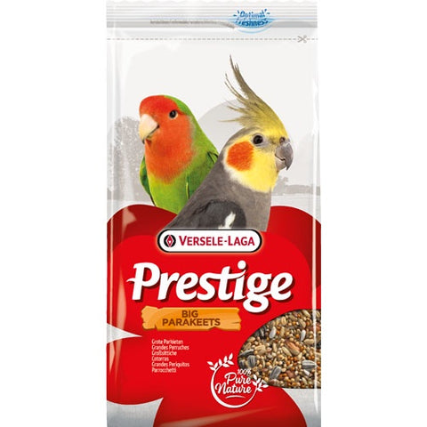 Versele Laga Prestige Complete Food For Big Parakeets (Curlews)