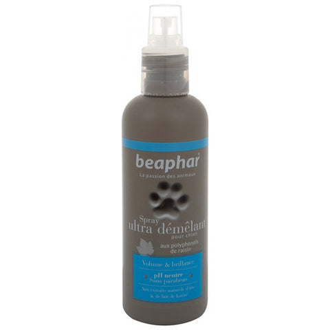 Beaphar Premium Spray Shampooing Ultra Volume & Brillance 200 ml