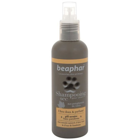 Beaphar Premium Spray Dry Shampoo Ultra Soft 200ml