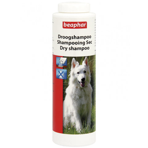 Beaphar dog powder cleans and freshens the fur without using water 150 g