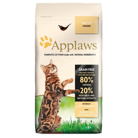 Applaws Adult Cat Dry Food With Chicken