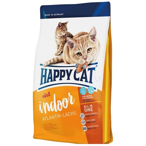 Happy Cat Indoor Atlantik-Lachs With Salmon