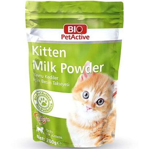 Bio Pet Active Kitten Milk Powder 200 g
