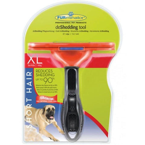 Furminator Short hairdresser for dogs that weighing more than 42 kg