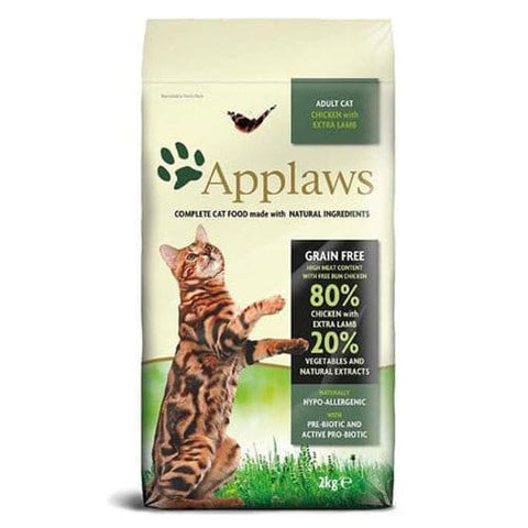 Applaws Adult Cat Dry Food With Lamb meat