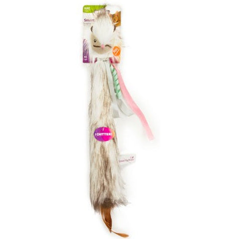 SmartyKat Chitter Critter Cat Toy