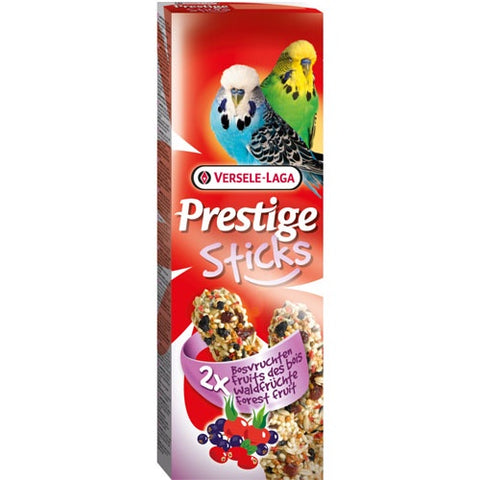 Versele Laga Prestige Jungle Fruits For Small Parrots and Budgies 60g