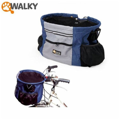 Walky bike holder for dogs is 25 * 10 cm