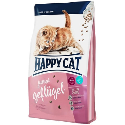 ​Happy Cat ​Junior Dry Food Poultry And Salmon