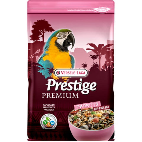 Versele Laga Prestige Premium Complete Food For Big Parrots 2kg