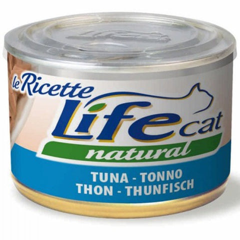 LifeCat Canned Wet Food For Cats Tuna 150 g